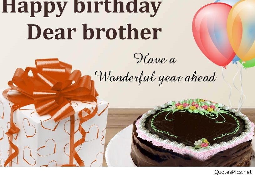 birthday wishes for brother wallpaper ; Birthday-wishes-for-brother-4