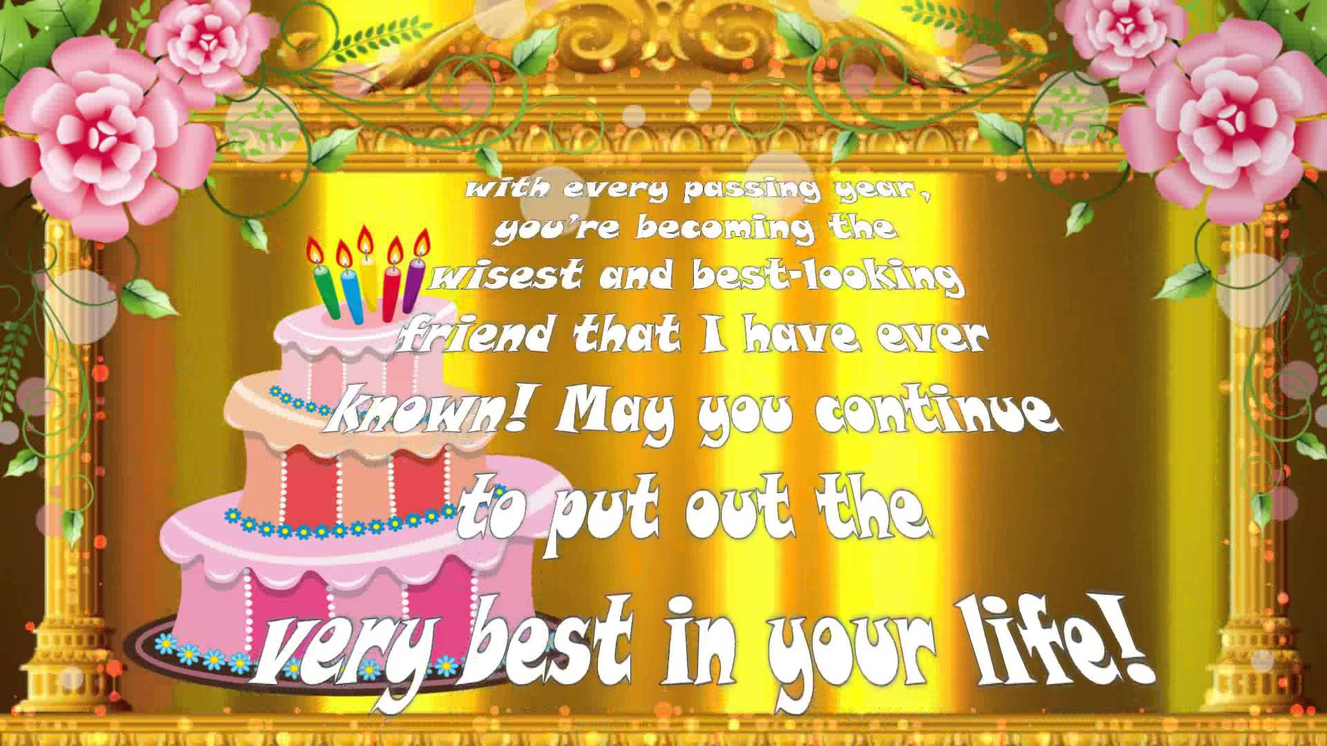 birthday wishes for friend images free download ; Free-Download-Birthday-Wishes-Animated-Photos