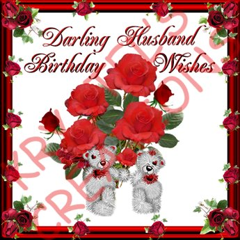 birthday wishes for husband greeting cards ; Husband1Front