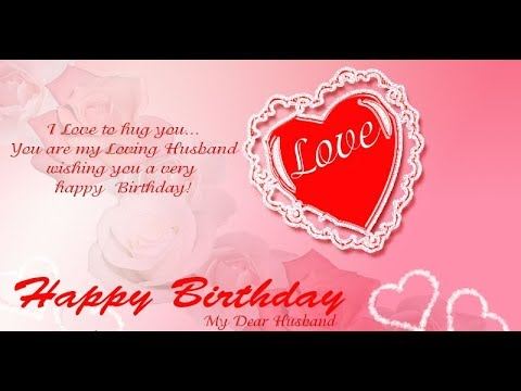 birthday wishes for husband greeting cards ; hqdefault
