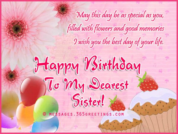 birthday wishes for sister greeting cards ; 11ff3f32f3e12633b330e7a166ce68e6--birthday-greetings-to-sister-sister-birthday-message