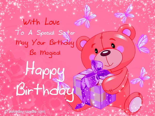 birthday wishes for sister greeting cards ; birthday-messages-for-sister