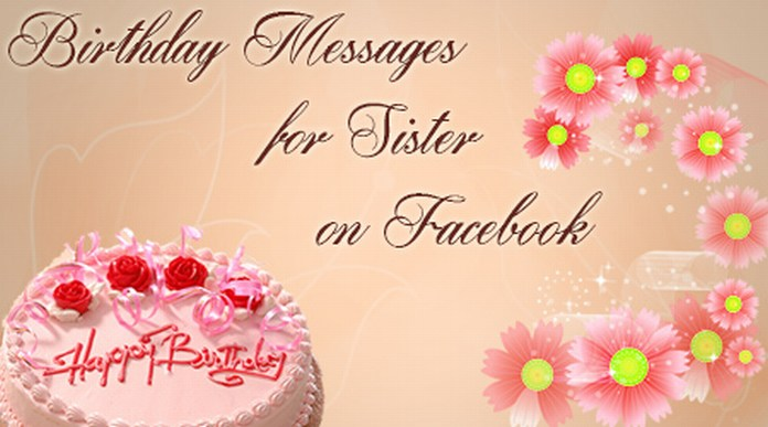 birthday wishes for sister greeting cards ; facebook-birthday-messages-sister