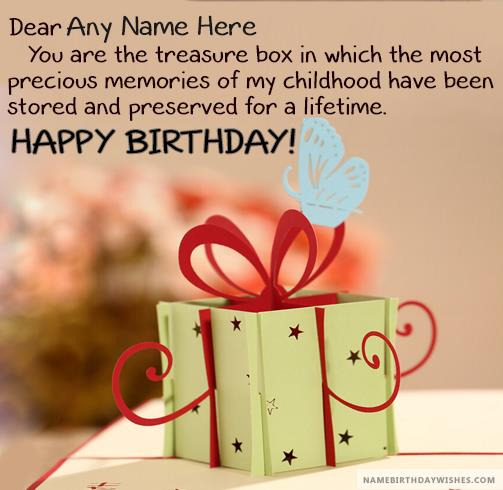 birthday wishes for sister greeting cards ; treasure-box-happy-birthday-wishes-for-sister-with-name1002