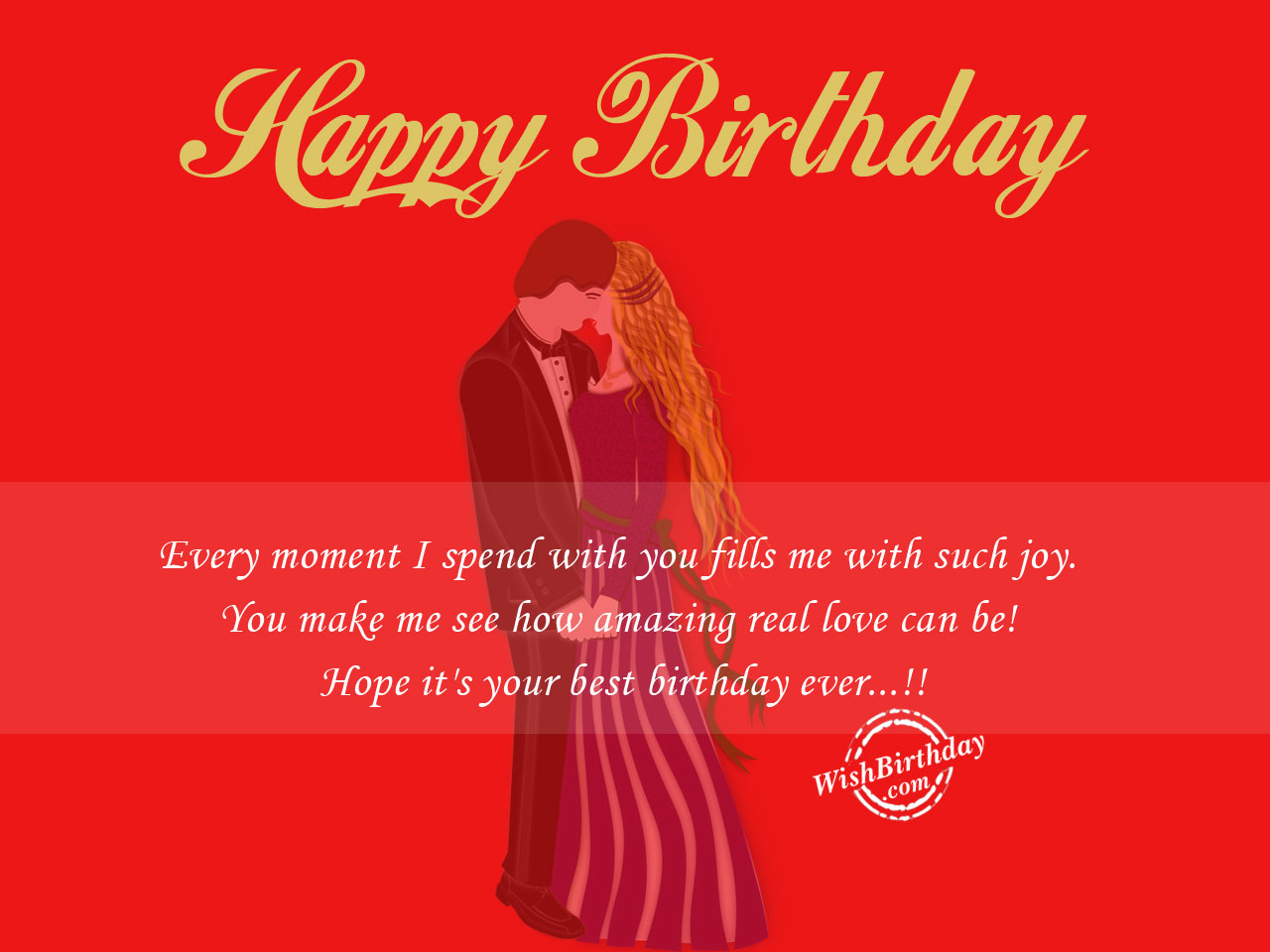 birthday wishes for spouse greeting cards ; My-everlasting-love