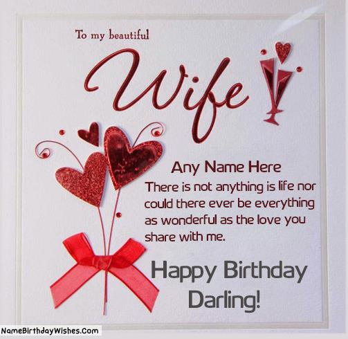 birthday wishes for wife greeting cards ; latest-happy-birthday-card-for-wife-with-her-nameb35f