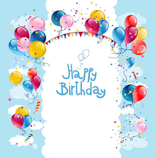 birthday wishes free download images ; greeting-card-templates-free-download-colored-balloon-summer-birthday-cards-vector-04-vector-birthday-template