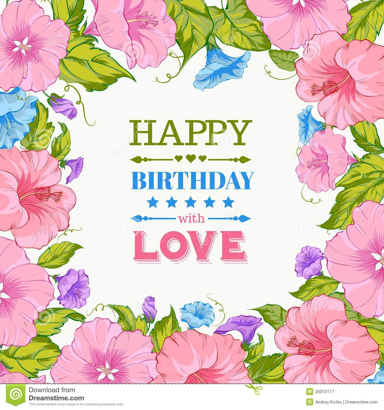 birthday wishes free download images ; happy-birthday-card-vector-illustration-35010177