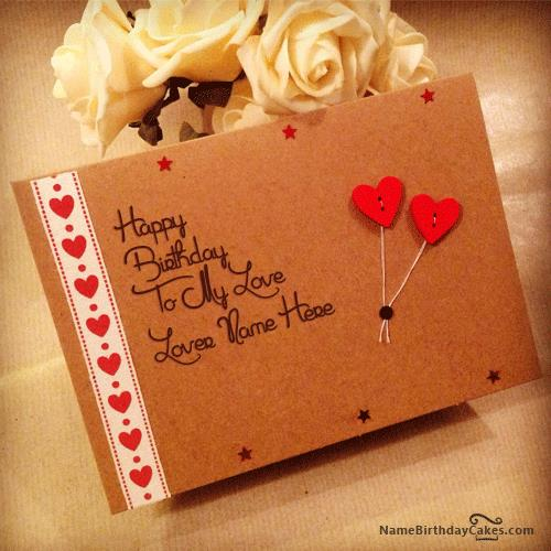 birthday wishes greeting cards for lover ; 93e96c4c61db9584cbd580d4b4286725