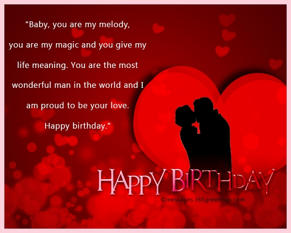 birthday wishes greeting cards for lover ; happy-birthday-to-the-man-i-love-cards-romantic-birthday-wishes-365greetings