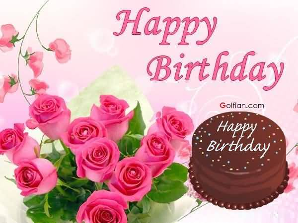 birthday wishes images ; Beautiful-Roses-Birthday-Wishes-For-Brother-In-Law-Greetings