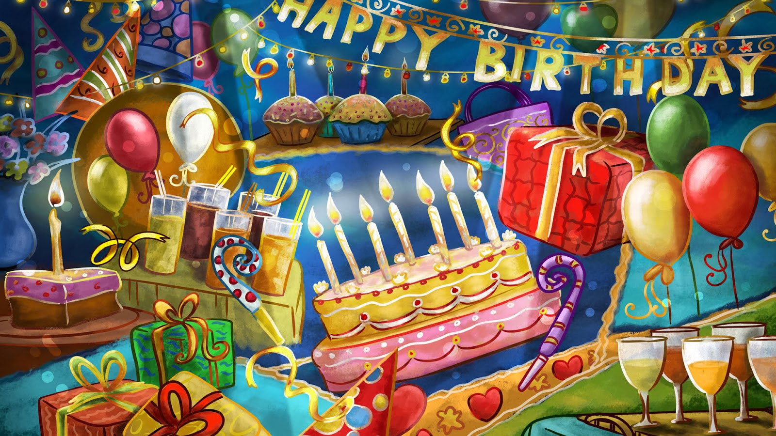 birthday wishes images free download ; happy-birthday-wishes-wallpaper-free-download