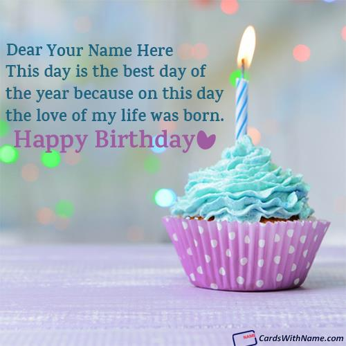 birthday wishes images with name and photo ; romantic-birthday-quotes-wishes-for-boyfriend-with-name-a3a9