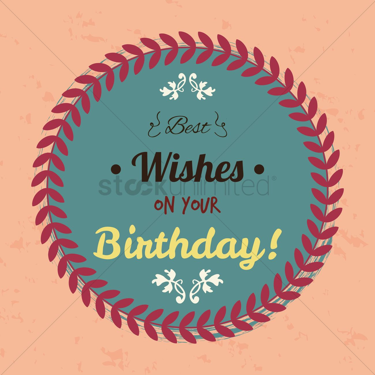 birthday wishes labels ; best-wishes-on-your-birthday-label_1827413
