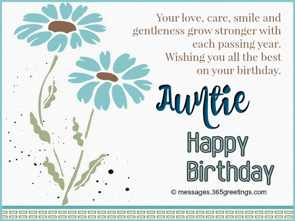 birthday wishes message to aunty ; birthday-cards-for-aunt