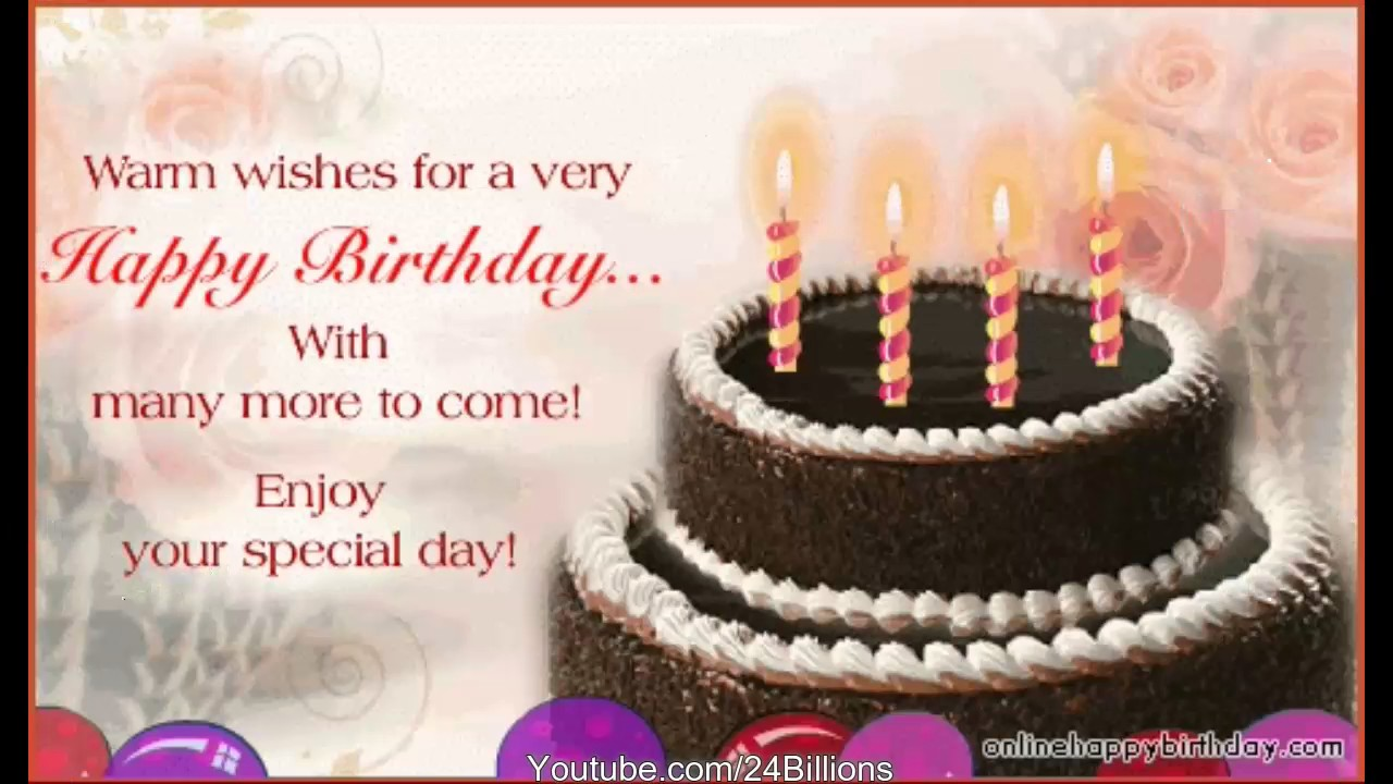birthday wishes picture with quotes ; maxresdefault