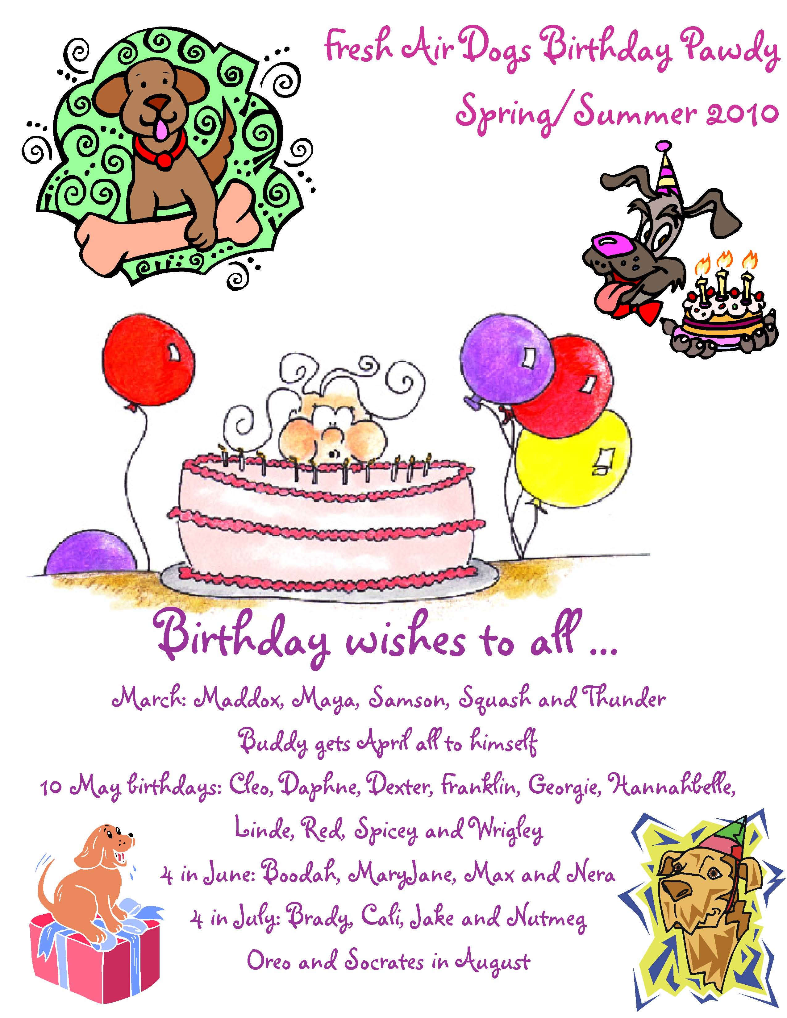 birthday wishes posters ; Poster