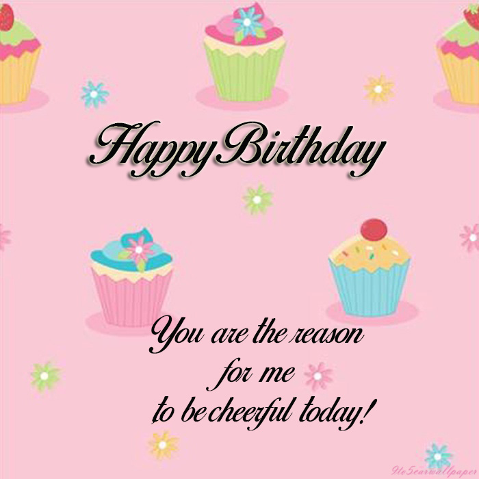 birthday wishes posters ; happy-birthday-to-you-card-wishes-poster-sms