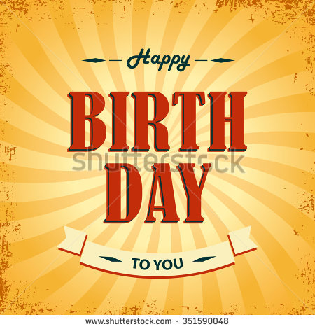 birthday wishes posters free ; stock-vector-birthday-wishes-as-retro-poster-template-351590048