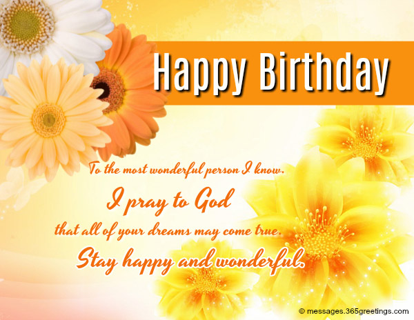 birthday wishes religious message ; christian-birthday-wishes-images
