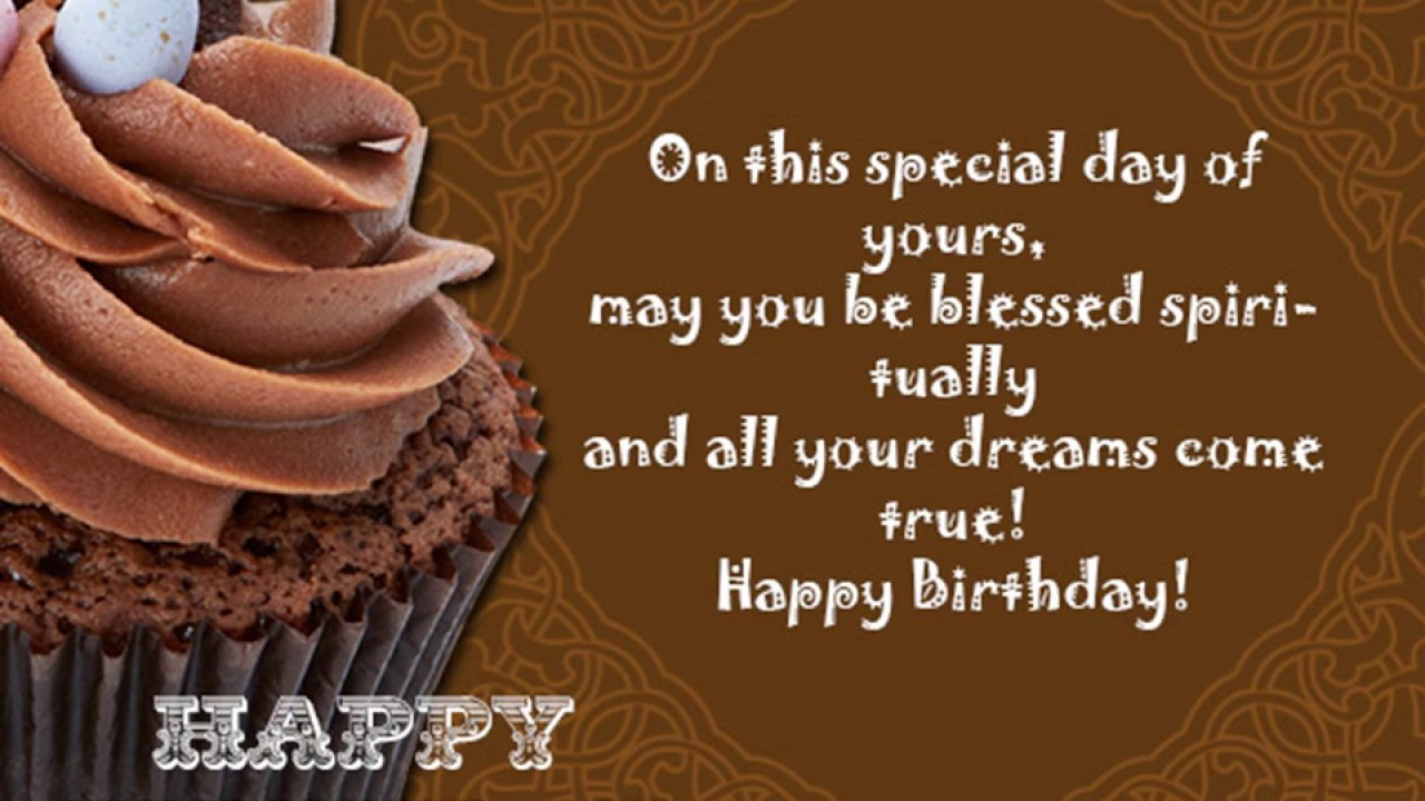 birthday wishes religious message ; maxresdefault