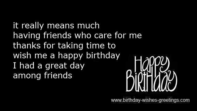 birthday wishes reply message to all ; reply-birthday-greetings