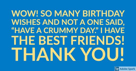 birthday wishes reply thanks message ; 13748451_f520