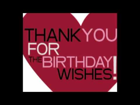 birthday wishes reply thanks message ; hqdefault