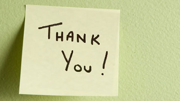 birthday wishes response message ; thank-you