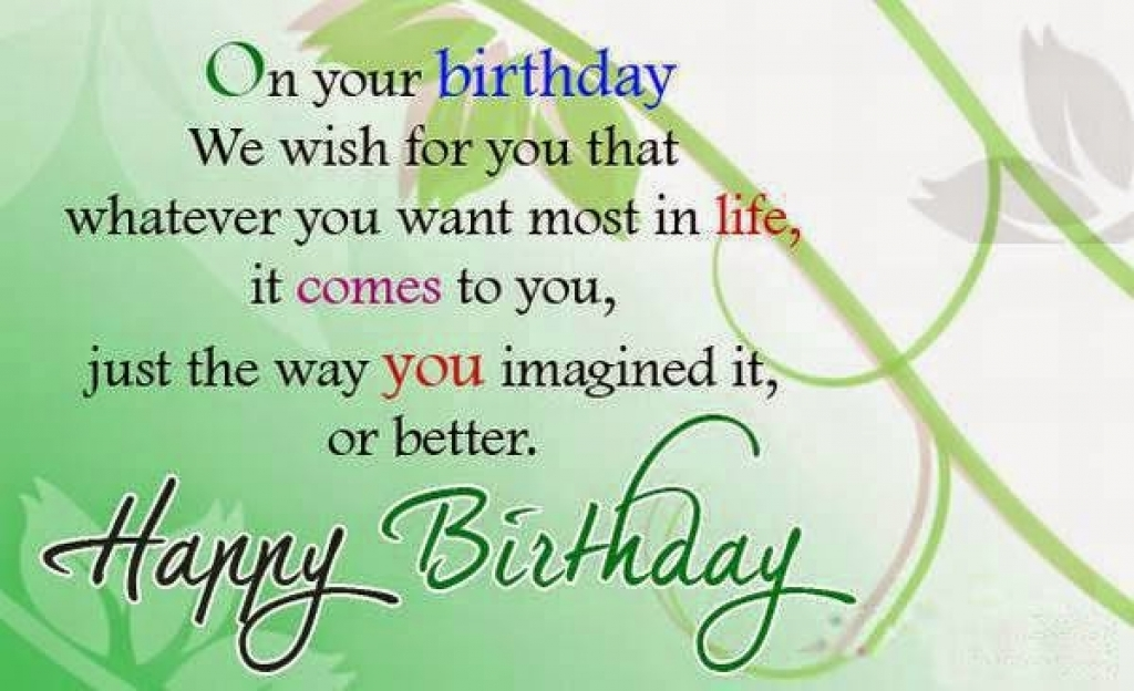 birthday wishes simple message ; happy-birthday-card-message-on-your-birthdays-we-wish-for-you-that-whatever-want-most-in-life-it-comes-to-your-just-the-way-imagined-its-or-better
