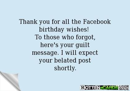 birthday wishes thanks message facebook ; c16e0db29837bd3d51f0ef0a0ac3422a