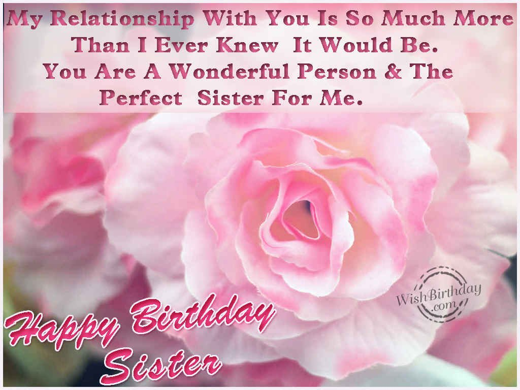birthday wishes to my sister greeting cards ; 4edc3f4bb62e67f271a752acf3fbf37f