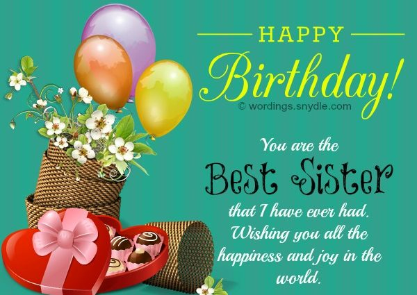 birthday wishes to my sister greeting cards ; happy-birthday-little-sister-greeting-cards-happy-birthday-wishes-for-sister-wordings-and-messages-600x425