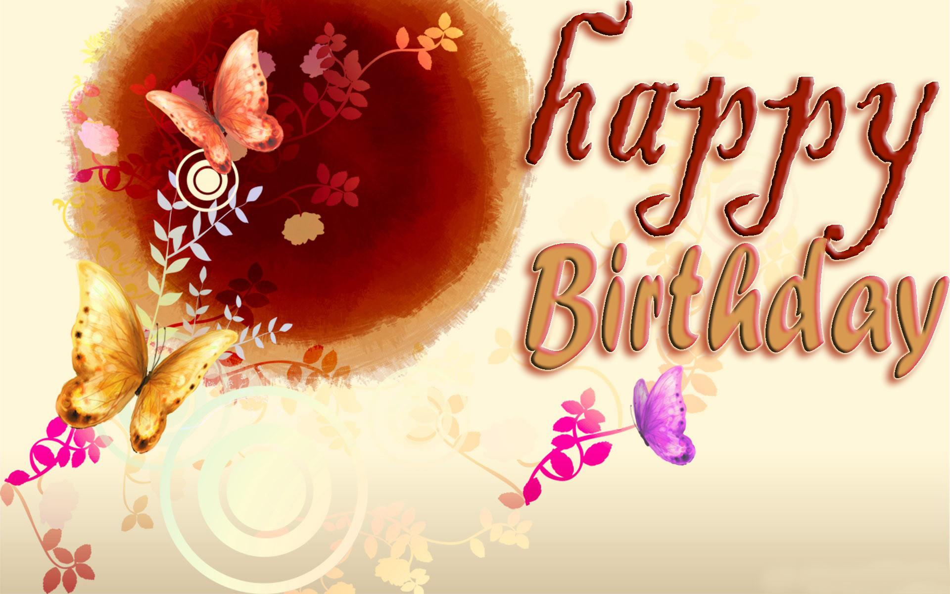 birthday wishes wallpaper ; ee540f5e375ef1ad257674f51405499f
