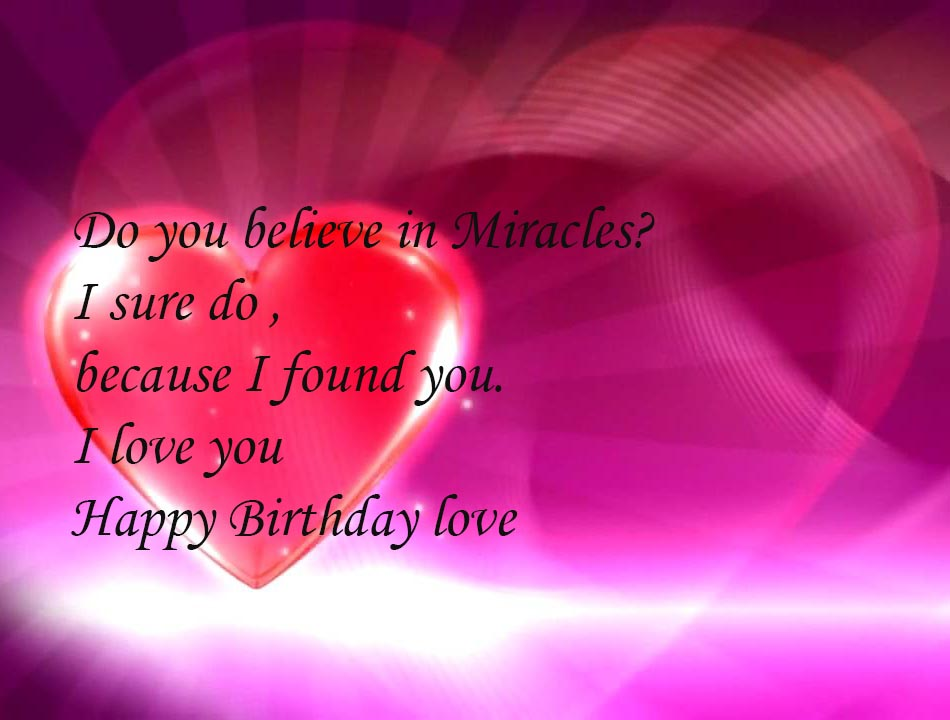 birthday wishes wallpaper for lover ; Happy-birthday-wishes-for-lover-12