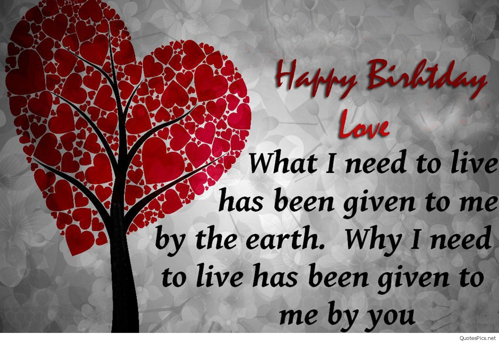 birthday wishes wallpaper for lover ; happy-birthday-my-love-quotes-hd-wallpapers