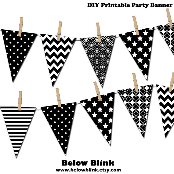 black and white happy birthday sign ; c3d389dcb2641242fc56f8f174f5687d