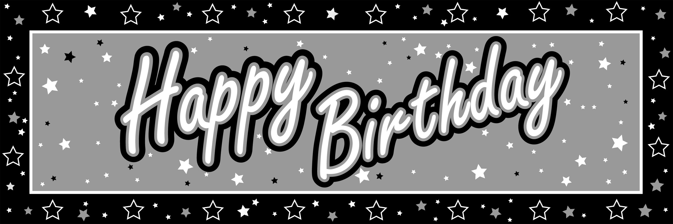 black and white happy birthday sign ; happy-birthday-black-and-white-clipart-clip-art-library-in-happy-birthday-banner-black-and-white