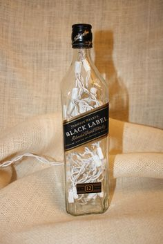 black label birthday ; 487369d41f2bf08b9a6f4d297a7e1715--turning--bottle-lamps