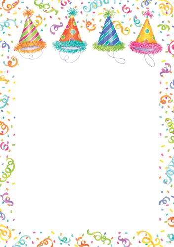 blank birthday invitation card design ; blank-birthday-invitations-combined-with-your-creativity-will-make-this-looks-awesome-11