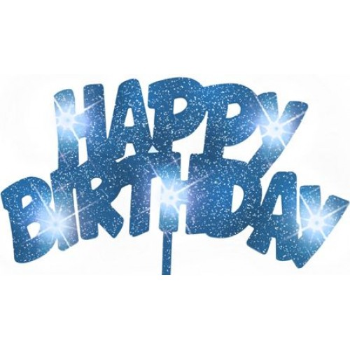 blue happy birthday sign ; light-up-Happy-Birthday-500x500