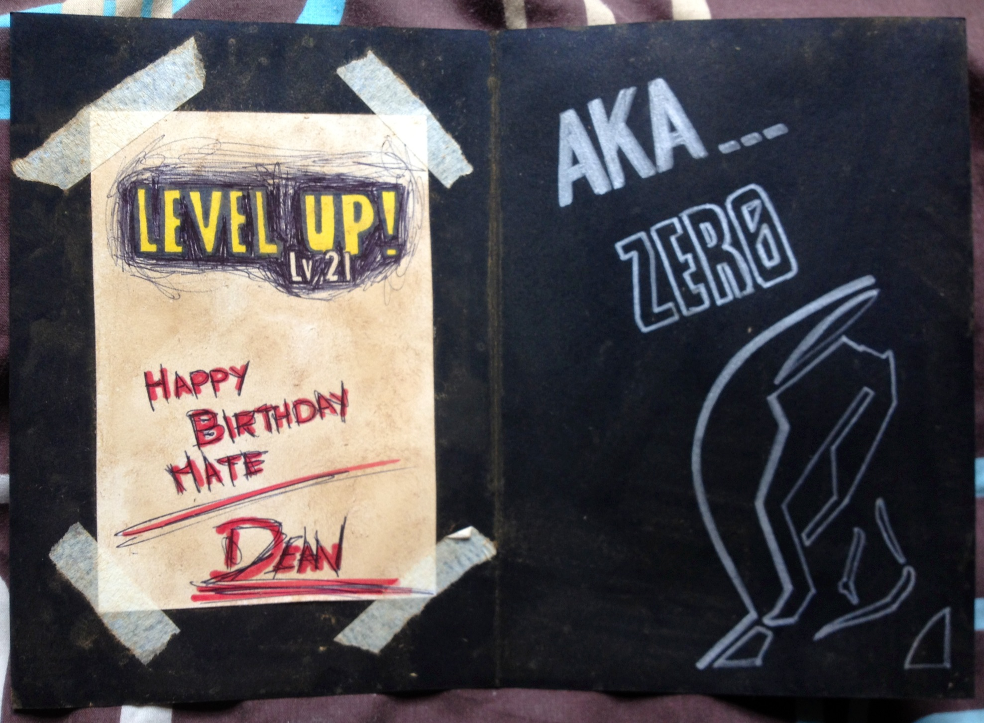 borderlands birthday card ; kQa6UIA