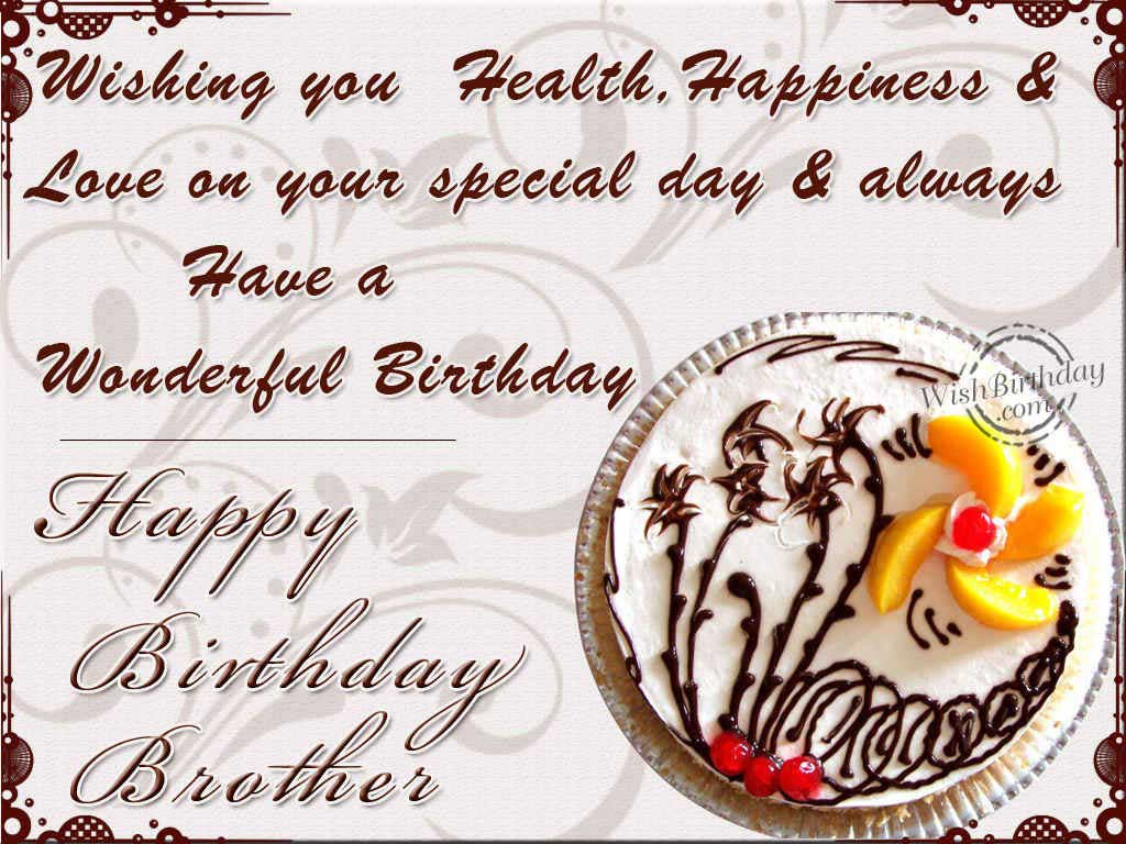 brother birthday wishes greeting cards ; 17e9fe5a44fde4a0b0fabdf6be57eb96