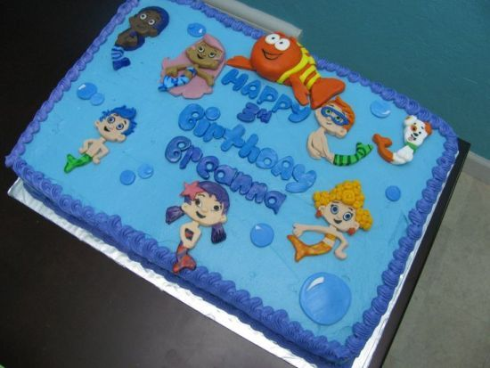 bubble guppies birthday sheet cake ; a48f66fd35a6f6a2c426edd2639d4375--bubble-guppies-birthday-cake-bubble-guppies-party