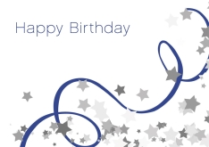 business birthday greetings message ; ascending-stars-value-card_CD1621_S