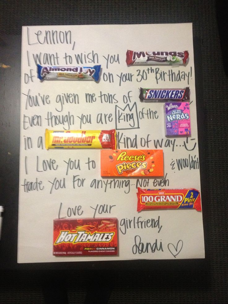 candy message poster for birthday ; 172d47c019a16c866e1895a10a4ed2cf