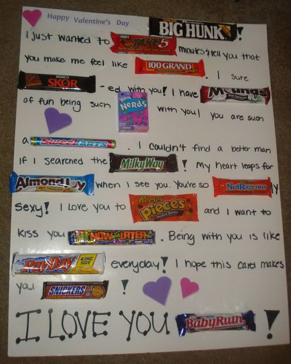 candy message poster for birthday ; d5b233ebd2b55b02d197b2001957af39