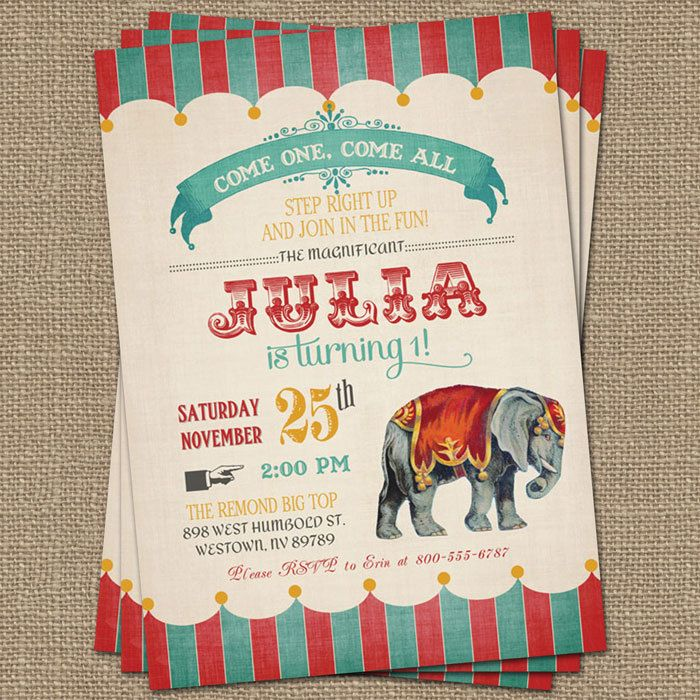 carnival themed birthday invitation wording ; Astounding-Circus-Birthday-Invitations-Which-Can-Be-Used-As-Birthday-Invitation-Wording
