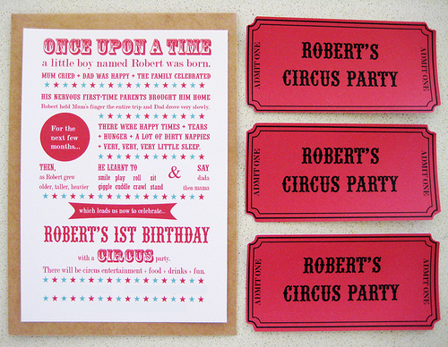 carnival themed birthday party invitation wording ; 3951966156_4d667a170f