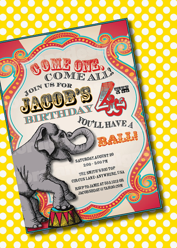 carnival themed birthday party invitation wording ; carnival-party-invitations-is-the-fusion-of-concept-and-creativity-on-magnificent-Party-invitations-16